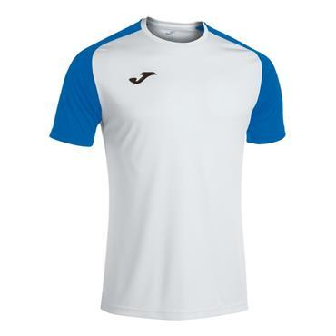 Joma Academy IV Jersey - White/Royal Blue