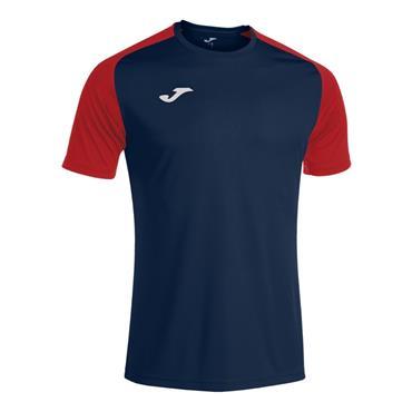 Joma Academy IV Jersey - Navy/Red