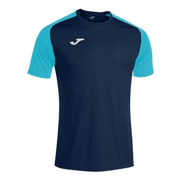 Joma Academy IV Jersey - Navy/Turquoise