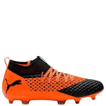 PUMA Adtuls Future 2.2 Netfit FG/AG Football Boots - Black/Orange