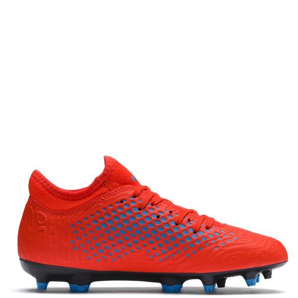 69ffcab569b PUMA Kids Future 19.4 FG Football Boots - Orange
