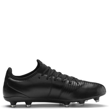 PUMA Adults King Pro FG Football Boots - Black