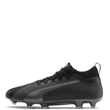 PUMA Mens One 5.2 FG/AG Football Boots - BLACK