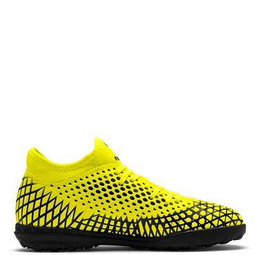 PUMA Kids Future 4.4 Astro Turf Trainers - Yellow