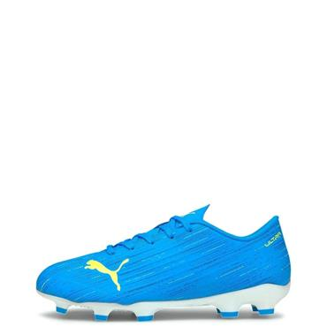 PUMA Kids Ultra 4.2 FG/AG Football Boots - BLUE