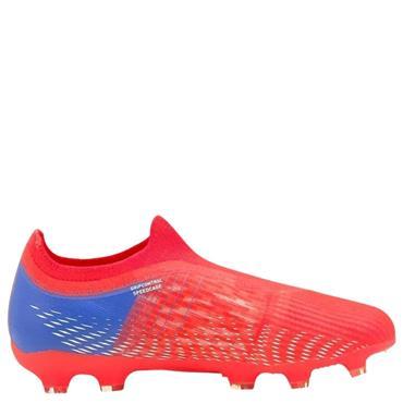 Puma Kids Ultra 3.3 Laceless FG Football Boots - Orange