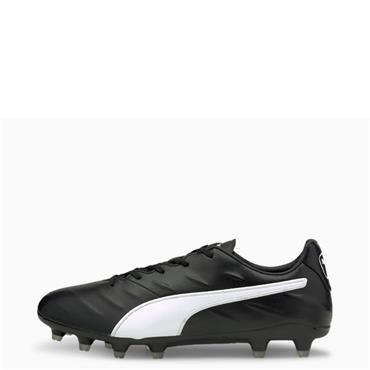 PUMA Mens King Pro 21 FG Football Boots - BLACK