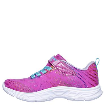 Skechers Girls Litebeams Glem N'Dream - Pink