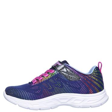 SKECHERS GIRLS LITEBEAMS GLEAM N DREAM - MULTI