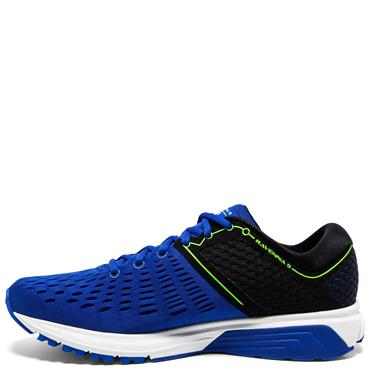 BROOKS MENS RAVENNA 9 - BLACK/BLUE