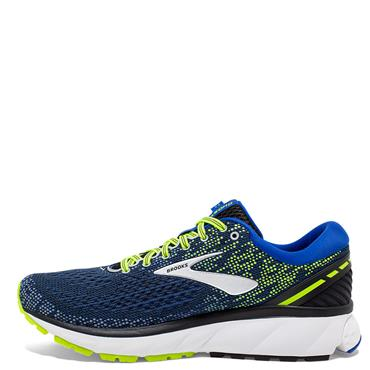 BROOKS MENS GHOST 11 - BLACK/BLUE