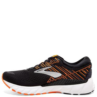 Brooks Mens Adrenaline GTS 19 Running Shoes - BLACK