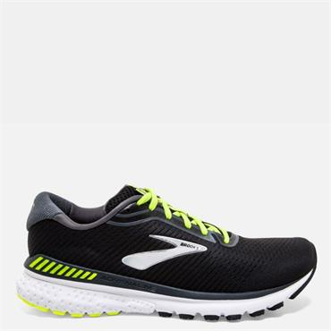 Brooks Men's Adrenaline GTS 20 Running Shoe - BLACK