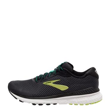Brooks Mens Adrenaline GTS 20 Running Shoe - BLACK