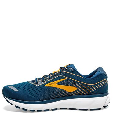 Brooks Mens Ghost 12 Running Shoes - Blue