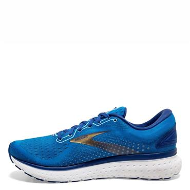 Brooks Men's Glycerine 18 Running Shoe - Blue
