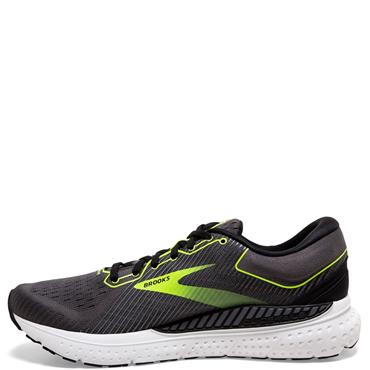 Brooks Mens Transcend 7 Running Shoe - BLACK