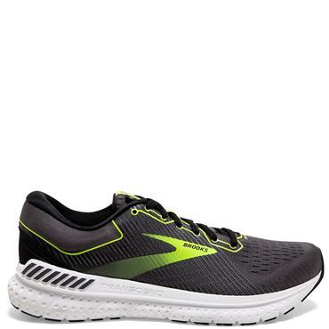 Brooks Mens Transcend 7 Running Shoe - BLACK