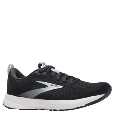 Brooks Mens Revel 4 Running Shoe - BLACK