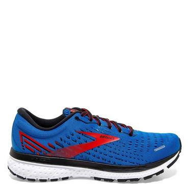 Brooks Mens Ghost 13 Running Shoe - Blue