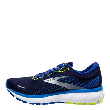 Brooks Mens Ghost 13 Running Shoes - Navy