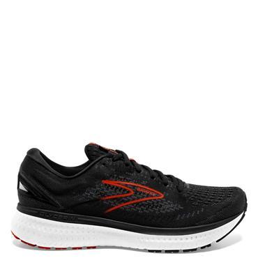 Brooks Mens Glycerin 19 Running Shoe - BLACK