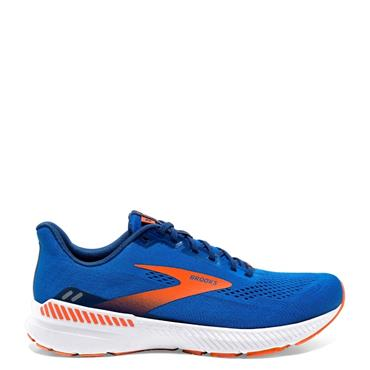 Brooks Mens Launch GTS 8 Running Shoe - BLUE