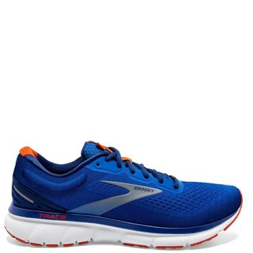 Brooks Mens Trace Running Shoe - BLUE