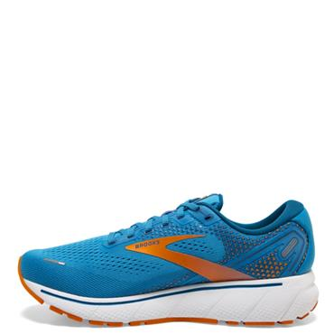 Brooks Mens Ghost 14 Running Shoe - BLUE