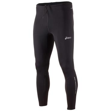 ASICS Mens Tight Performance Leggings - BLACK