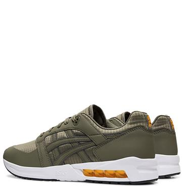 ASICS Mens Gel Saga Sou Runners - Green