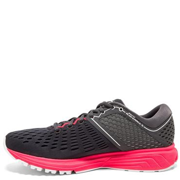 BROOKS WOMENS RAVENNA 9 - GREY/PINK