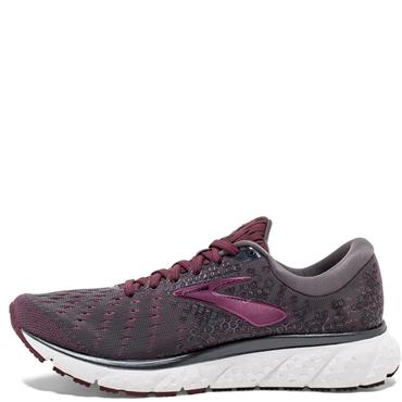 Brooks Womens Glycerin 17 Running Shoes - Grey