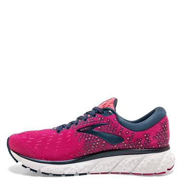 Brooks Womens Glycerin 17 Running Shoe - Pink