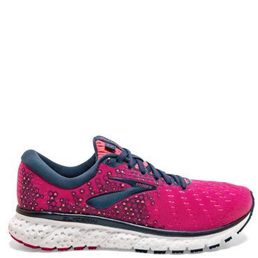 Brooks Womens Glycerin 17 Running Shoe - Pink