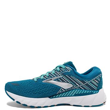 BROOKS WOMENS ADRENALINE GTS 19 - BLUE/AQUA