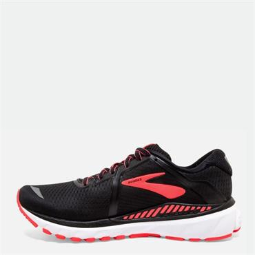 Brooks Women's Adrenaline GTS 20 Running Shoe - BLACK