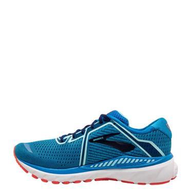 Brooks Womens Adrenaline GTS 20 Running Shoe - BLUE