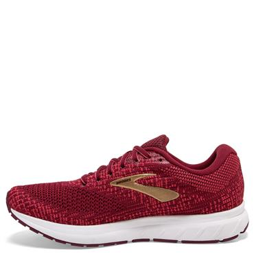 Brooks Womens Revel 3 Running Shoe - Red