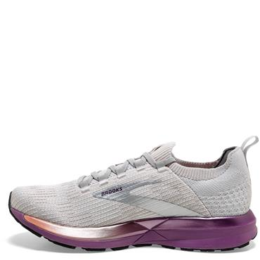 Brooks Womens Ricochet 2 Runing Shoe - Grey