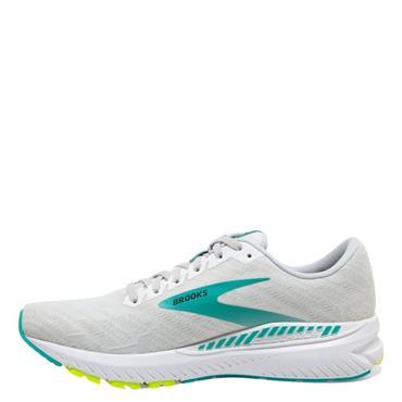 Brooks Womens Ravenna 11 Running Shoe - White