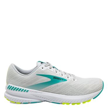 Brooks Womens Ravenna 11 Running Shoe - White