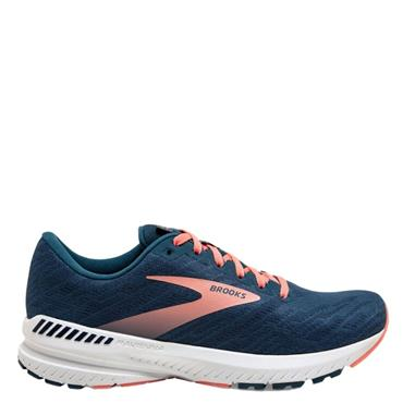 Brooks Womens Ravenna 11 Running Shoes - Navy