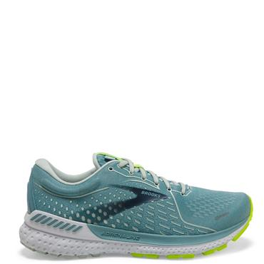 BROOKS WOMENS ADRENALINE GTS 21 Running Shoe - Green