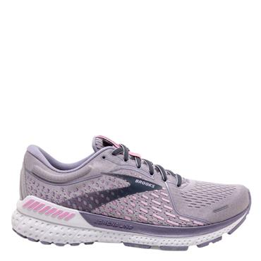 Brooks Womens Adrenaline GTS 21 Running Shoes - Purple