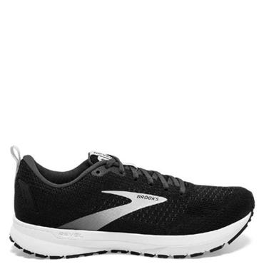 Brooks Womens Revel 4 Running Shoe - BLACK