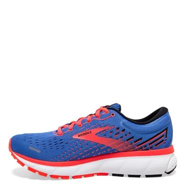 Brooks Womens Ghost 13 Running Shoe - Blue
