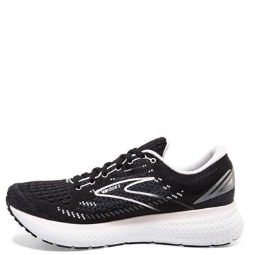 Brooks Womens Glycerin 19 Running Shoe - BLACK