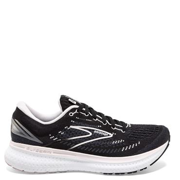 Brooks Womens Glycerin 19 Running Shoe - BLACK