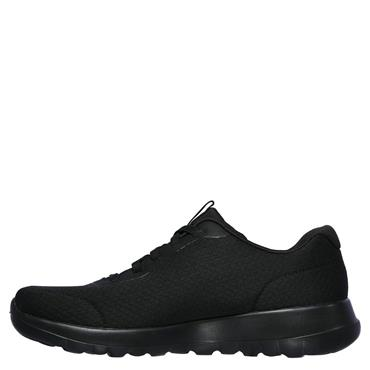 Skechers Womens Go Walk Joy Ecstatic Trainers - BLACK